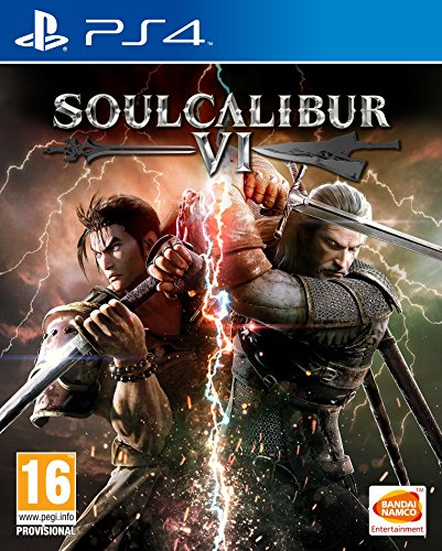 Soul Calibur VI (PS4) from Bandai Namco Entertainment