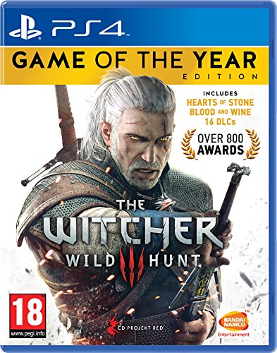The Witcher 3 Game of the Year Edition (PS4) from BANDAI NAMCO Entertainment
