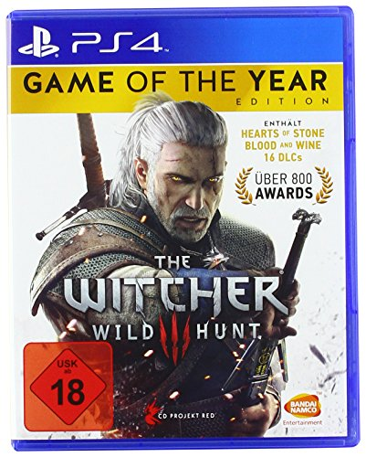The Witcher 3 - Wilde Jagd (Game Of The Year Edition) [German Version] from Bandai Namco Entertainment