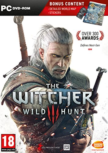 THE WITCHER 3 REORDER from Bandai Namco Partners Uk Ltd