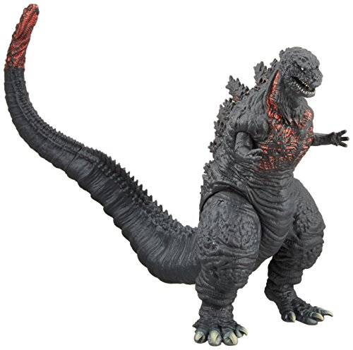 Movie Monster Series Godzilla 2016 Vinyl Figure from BANDAI