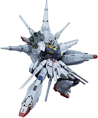 Bandai Hobby BAN215629 MG 1/100 Providence Gundam Seed Model Kit, Multi-Colored, 8 Inches from Bandai Hobby