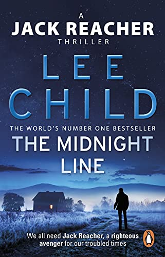 The Midnight Line (Jack Reacher) from Bantam