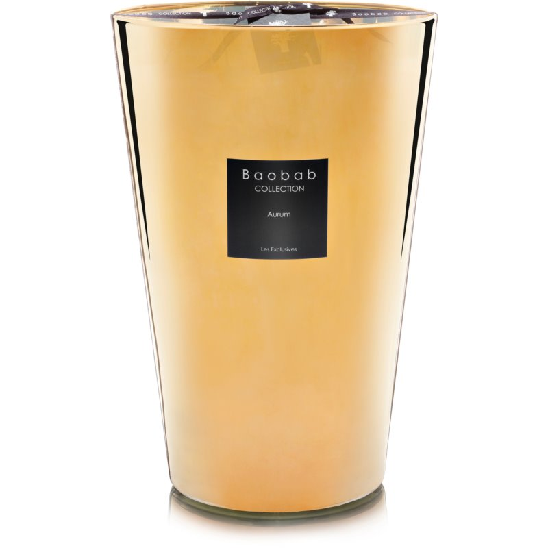 Baobab Les Exclusives Aurum scented candle 35 cm from Baobab