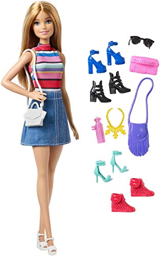 Mattel - Barbie and Her Accessories, Multicolor, FVJ42 from Mattel