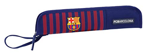 FC Barcelona 2018 Pencil Cases, 37 cm, Blue (Azul) from Barcelona F.C.