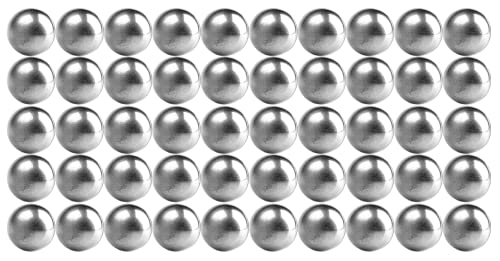 Barnett Slingshot catapult Ammo - metal - Pack of 50 from Barnett