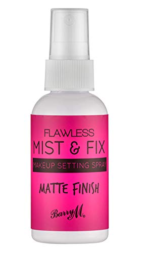 Barry M Cosmetics Makeup Setting Spray, Matte from Barry M