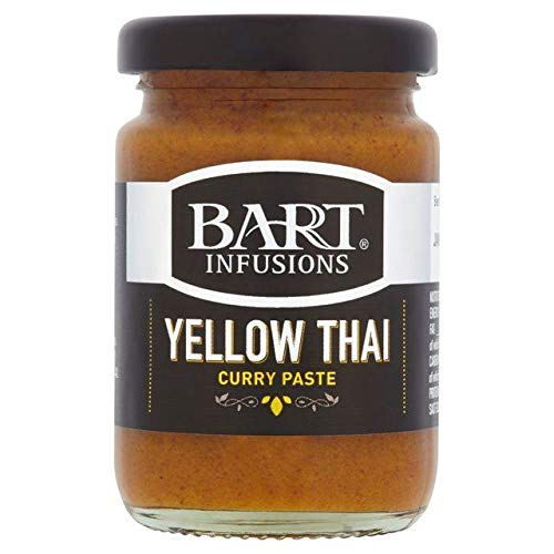 Bart Yellow Thai Curry Paste 90g - Pack of 6 from Bart