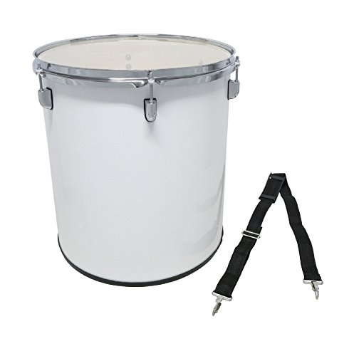 PURE GEWA Surdo 16 x 16 inch white with carring strap from PURE GEWA