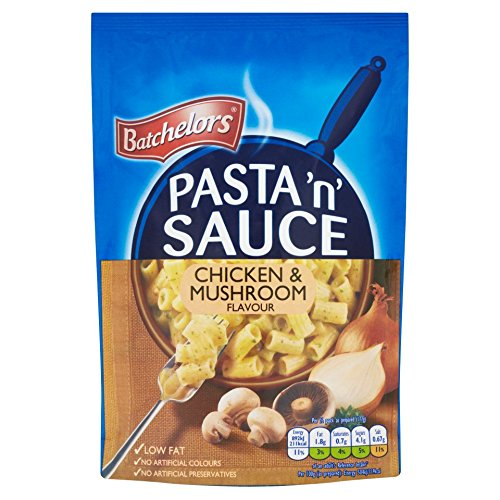 Batchelors Pasta 'n' Sauce Chicken & Mushroom (110g x 6) from Batchelors