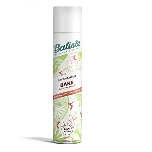 Batiste Dry Shampoo Natural & Light Bare 200ML from Batiste