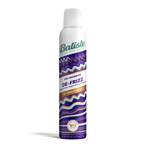 Batiste Dry Shampoo & De-Frizz With Smoothing Coconut, 200ml from Batiste