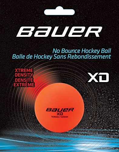 BAUER Xtreme Density Ball , color:orange from Bauer