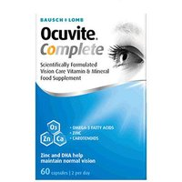 Bausch & Lomb Ocuvite Complete Soft Gels 60 from Bausch & Lomb