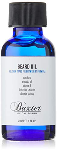 Baxter of California Beard Oil from Baxter of California