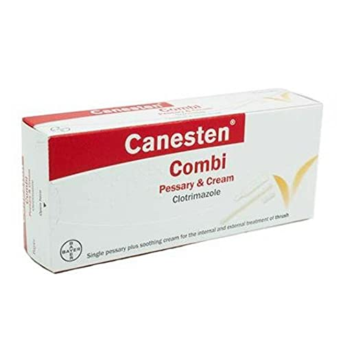 Canesten Combi Pessary & Cream from Bayer