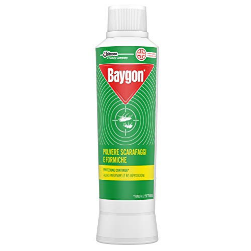 Baygon Cockroaches and Ants Insecticide Powder, 250 gr from Baygon
