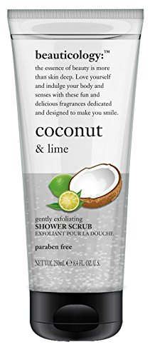Baylis & Harding Beauticology Shower Scrub Coconut and Lime, 250ml from Baylis & Harding