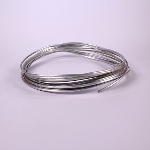 Aluminium Wire Rod 2mm X 3m by BCreative ® from Be Creative