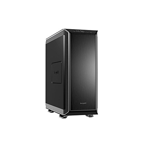 Be Quiet BG012 Dark Base 900 Aluminium ATX Gaming Chassis - Black/Silver from Be Quiet