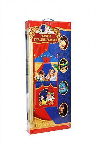 "Yick Wah 7309/5"" Aladdin Puppets and Theatre from Yick Wah"