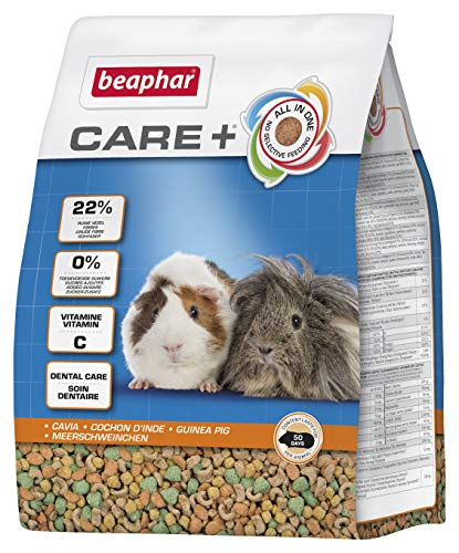 Beaphar Care+ Guinea Pig Food - 1.5kg from Beaphar