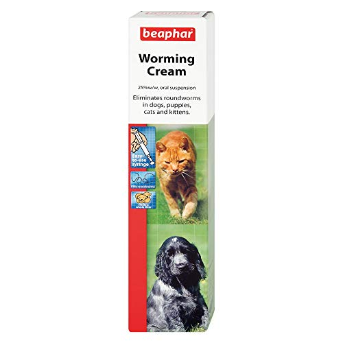 Beaphar Worming Cream, 18 g from Beaphar