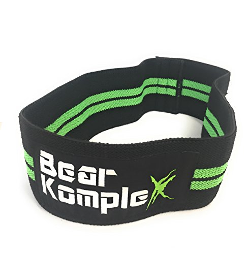 Bear KompleX Hip Igniter Resistance Band - Warm Up Hips And Legs And Improve Your Stretching And Mobility For Weightlifting, Pilates, Cross Training, Running, And More. HIP IGNITER from Bear KompleX