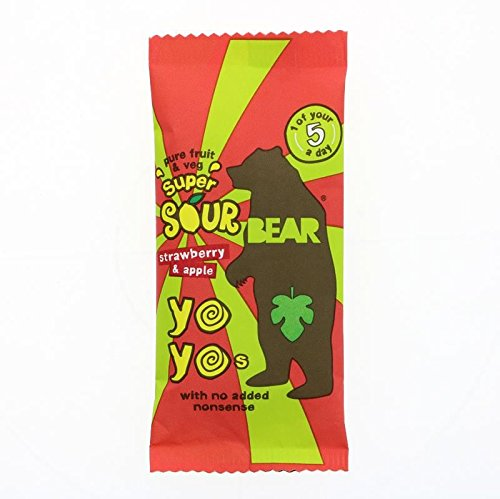Bear | Strawberry & Apple | 1 x 20g from Bear