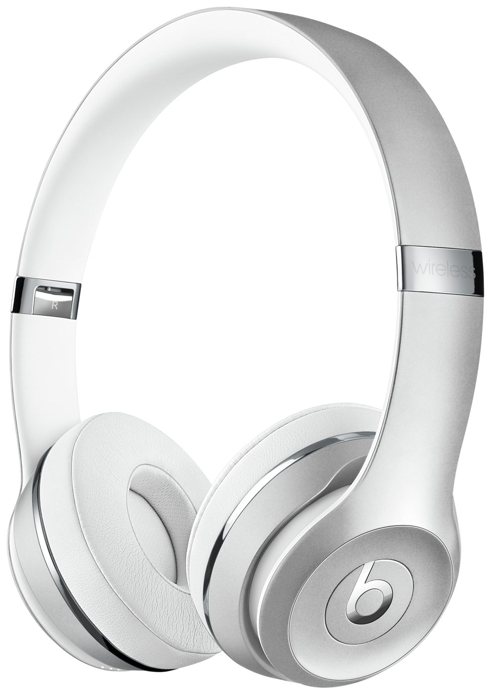 Beats by Dre Solo 3 On-Ear Wireless Headphones - Silver from Beats