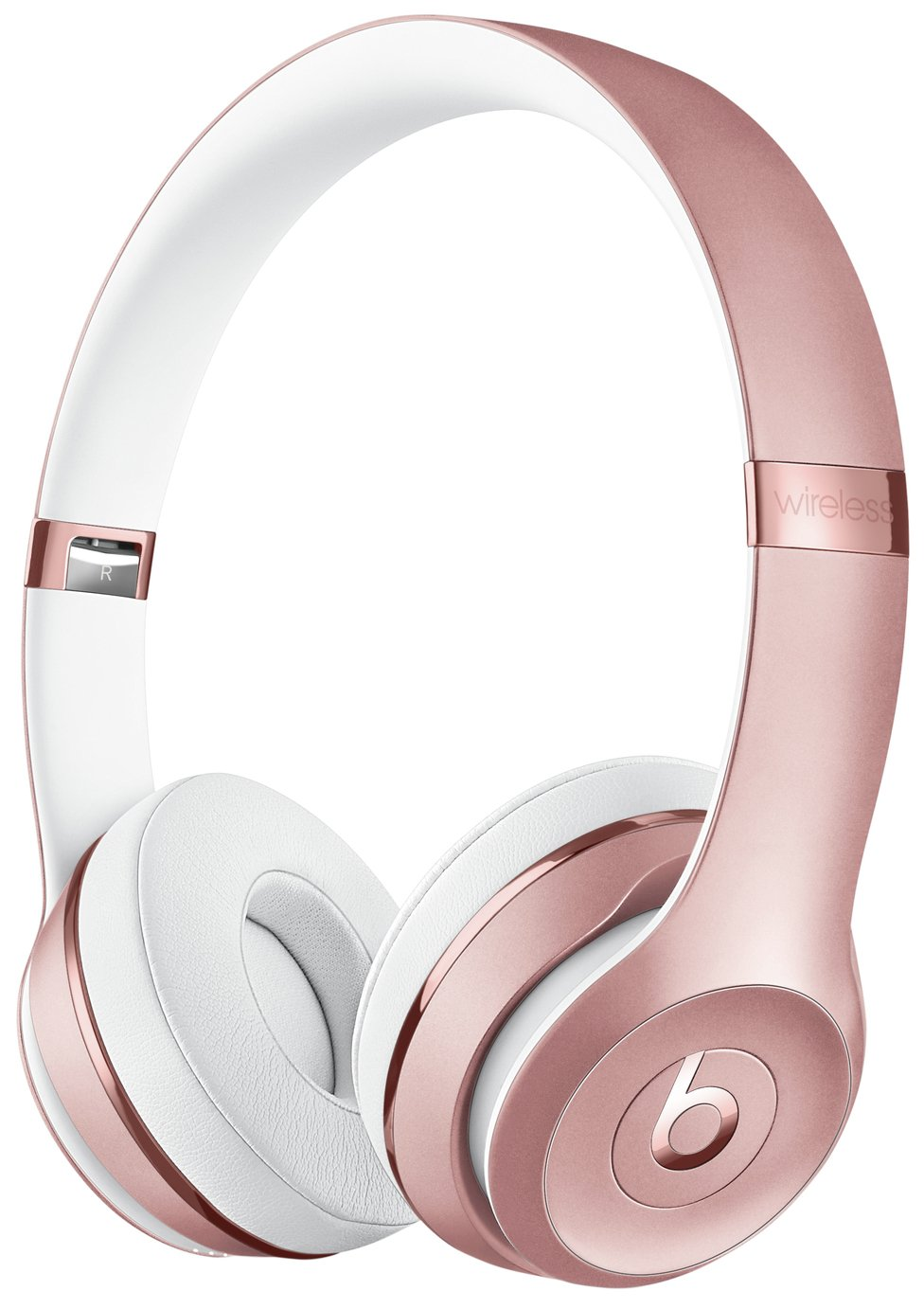 Beats by Dre Solo 3 On-Ear Wireless Headphones - Rose Gold from Beats
