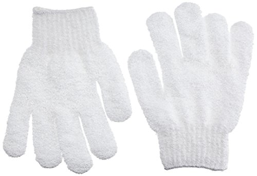 Beautytime Exfoliating Bath Gloves - Pack of 2 from Beautytime