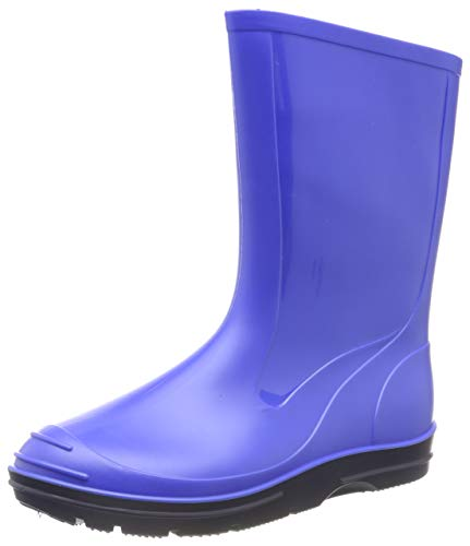 Beck Basic 486, Girls Slip Boot, Blue (royalblau 12), 30 EU 12 UK from Beck