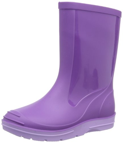 Beck Basic 486, Girls Slip Boot, Purple (Lila 13), UK 2 Adult from Beck