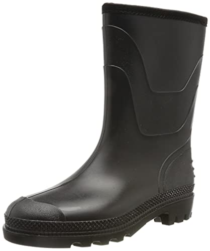 Beck Men's Basic Wellington Boots, Black Black 02), 7.5 UK (41 EU) from Beck