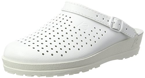 Beck Women's Marie Mules, White (Weiß 01), 9 UK from Beck