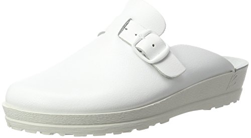 Beck Women's Mia Mules, White (Weiß 01), 4 UK from Beck