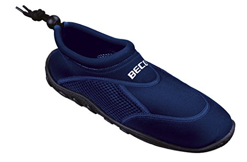 Beco Unisex's Bathing Tideland Beach Aqua Surfing Shoes, Navy, Size 39 from Beco