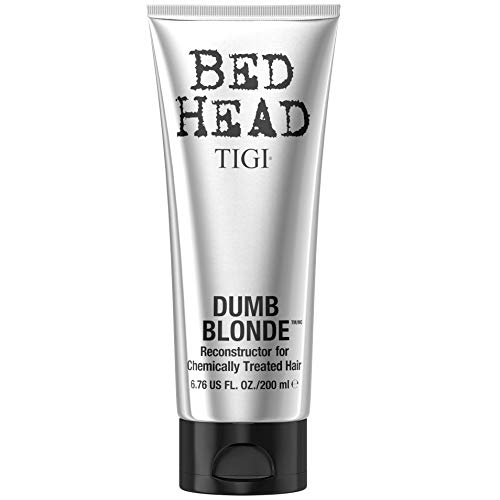 BED HEAD by TIGI Dumb Blonde Reconstructor Conditioner for Blonde Coloured, Chemically Treated Hair 200 ml from BED HEAD by TIGI