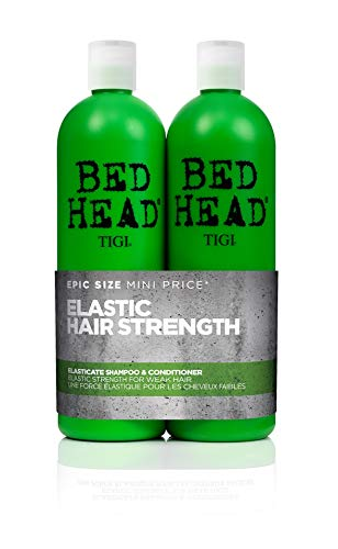 BED HEAD by TIGI Elasticate Tween Duo Strengthening Shampoo and Conditioner for Weak, Damaged Hair from BED HEAD by TIGI