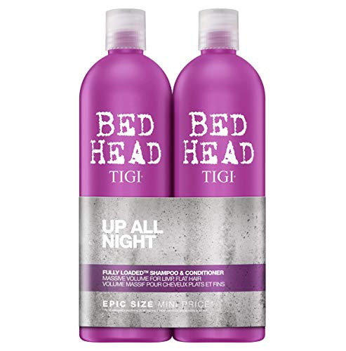 BED HEAD by TIGI Fully Loaded Tween Duo Volume Shampoo & Conditioning Jelly for Fine, Flat Hair 2x750 ml from BED HEAD by TIGI