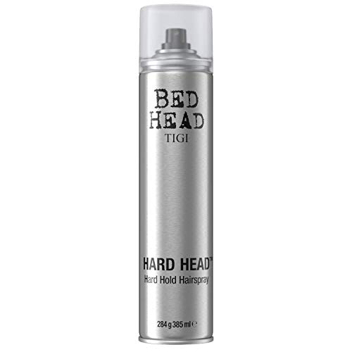 BED HEAD by TIGI Hard Head Strong Hold Hairspray 385 ml from BED HEAD by TIGI