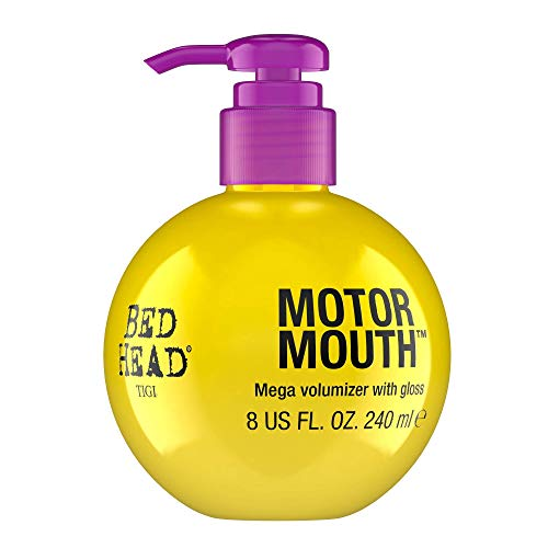 BED HEAD by TIGI Motor Mouth Mega Volumiser with Gloss 240 ml from BED HEAD by TIGI