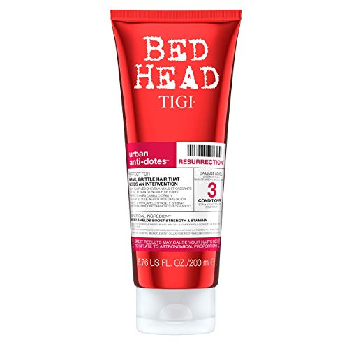 BED HEAD by TIGI Urban Antidotes Resurrection Repair Conditioner for Very Dry, Damaged Hair 200 ml from BED HEAD by TIGI