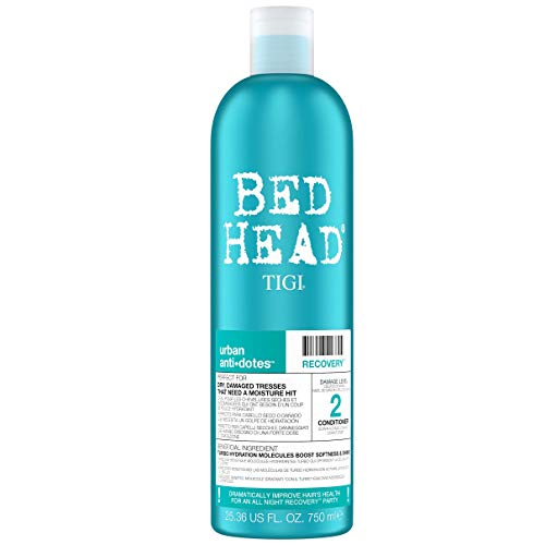 BED HEAD by TIGI Urban Antidotes Recovery Moisturising Conditioner for Dry, Damaged Hair 750 ml from BED HEAD by TIGI