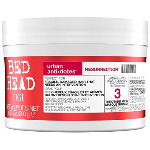 Bed Head Urban Antidotes Resurrection Treatment Mask 200 G from BED HEAD by TIGI