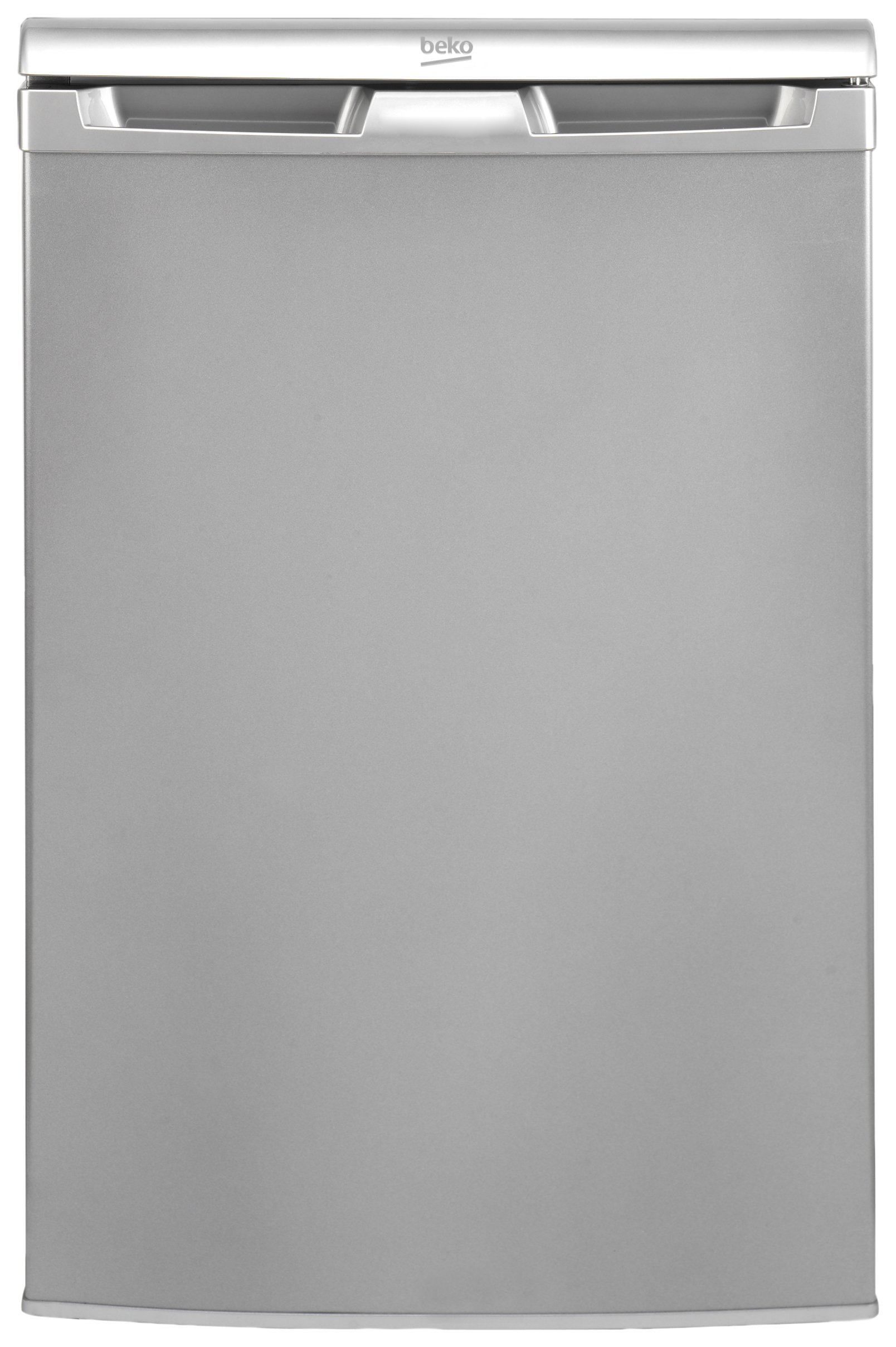Beko - UF584AP - Under Counter - Freezer - Silver from Beko