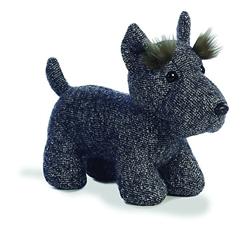 Best Selling 28cm Fabbies Mcdougall Scottie Terrier Soft Toy Dog - Cute & Cuddly Christmas Gift / Present for Ladies & Women from Belair Gifts
