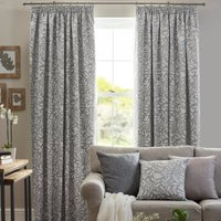 Eleanor Ready Made Curtains Dove Grey from Belfields Ready Made Curtains